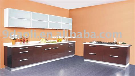 Kitchen Cabinets Furniture Blue Kitchen Cabinet Decosee