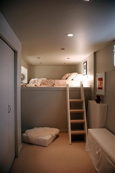 clever basement storage ideas