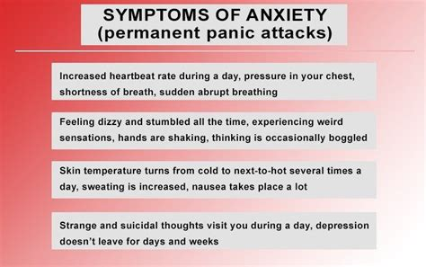 stress symptoms college anxiety disorders symptoms dangers and how to deal with them