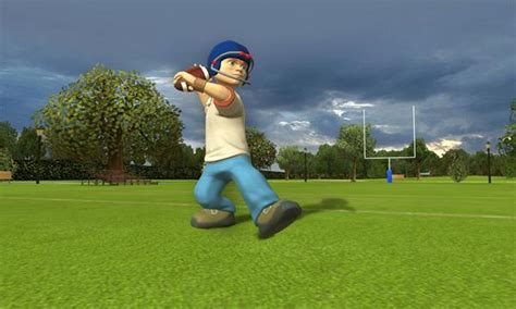 backyard football ps3 backyard football for ps3 outdoor furniture design and ideas