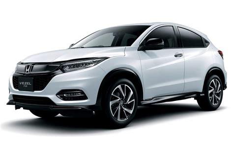 2019 Honda Hr V by Honda Hr V 2019 Facelift Chega Ao 227 O Detalhes
