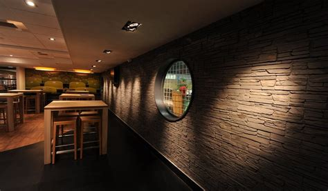 Slate Interiors by Laja Gallega Slate Dreamwall Wallcoverings With A Difference