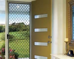 Security Glass Doors Security Doors Family Security Door And Window