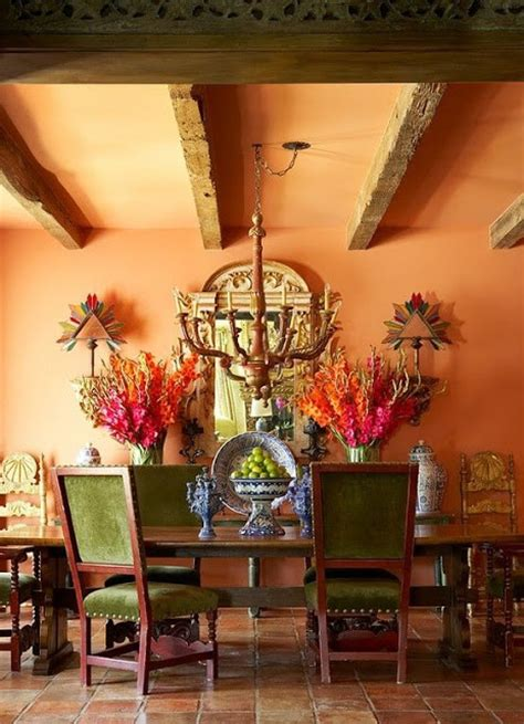 spanish revival colors eye for design decorating in old spanish colonial style
