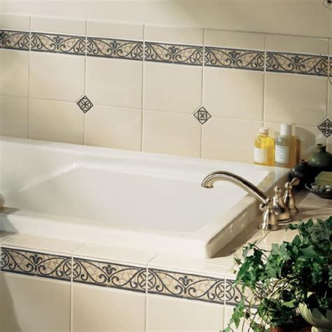 bathroom border tiles ideas for bathrooms 30 bathroom tiles you will love border tiles bathroom