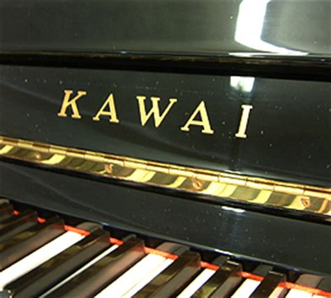 Bs20 Black kawai bs20 upright piano for sale with a black and polyester finish specialist piano