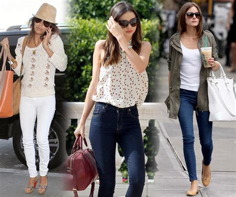 you voted the 10 best celebrity skinny jean