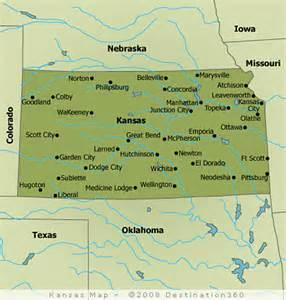 us map kansas state kansas map state map of kansas