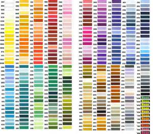 embroidex color chart embroidex embroidery thread color chart 2017 2018 cars