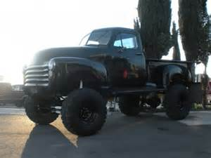 1950 chevy truck for sale jacked up lifted trucks