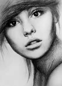 her eyes are amazing such a beautiful pencil sketch