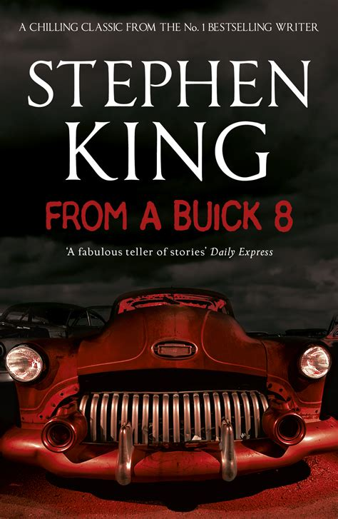 from a buick 8 from a buick 8 another stephen king cover lost america