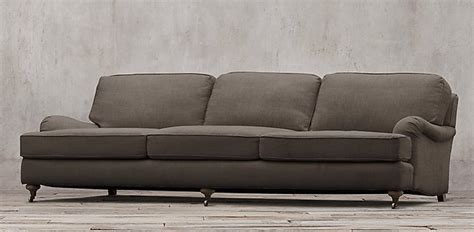 english couch sofas restoration hardware