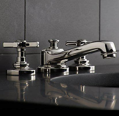Restoration Hardware Bathroom Fixtures 341 Best Images About Faucets Bathroom On Wall Mount Faucet Bathroom Sink Faucets