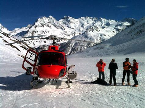 ufficio turismo gressoney heliski e heliboarding