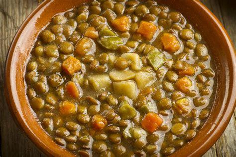 cucinare lenticchie senza ammollo come fare una gustosa minestra di lenticchie deabyday tv