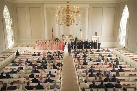 Wedding Ceremony Church by Church Wedding Ceremony Elizabeth Designs The