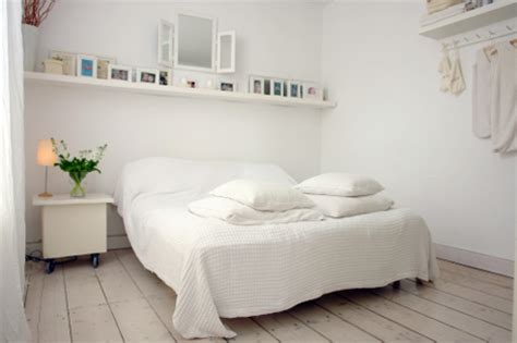 Simple White Room by Bedroom Inspiration Part 1 Daydream