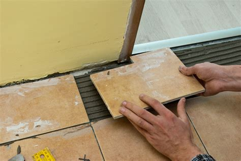 Install Door Jamb by How To Install Tile Around Door Jamb Howtospecialist How To Build Step By Step Diy Plans