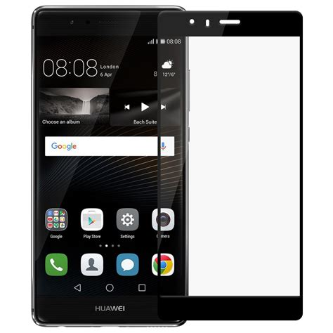 Huawei P9 Screen Protector Tempered Glass nillkin cp tempered glass screen protector huawei p9 black