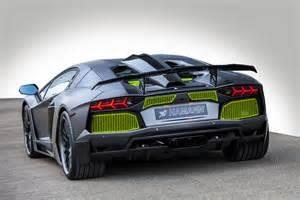 Lamborghini Hamann Geneva 2014 Hamann Lamborghini Aventador Limited