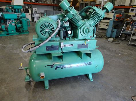 description kellogg american air compressor