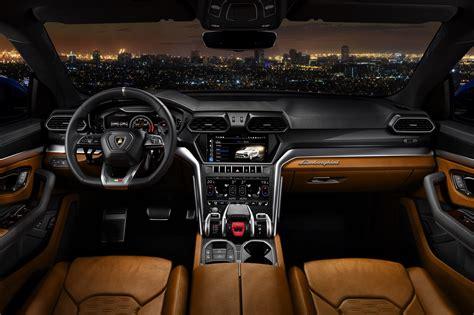 New 2018 Lamborghini Urus SUV: everything you need to know