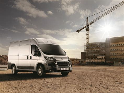 peugeot commercial peugeot commercial vehicles racks up big jump in sales