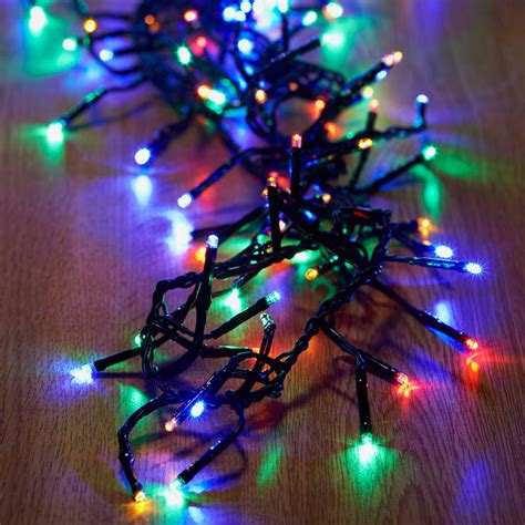 Cluster Lights by 192 Led Program Cluster Lights Chain String Multi Led