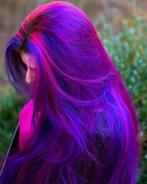 la galaxy colors 25 best ideas about galaxy hair on galaxy