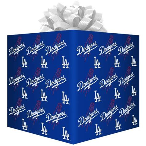 pattern paper los angeles dodgers wrapping paper los angeles dodgers wrapping paper