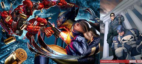film marvel anti heroes dc side swappers vs marvel anti heroes battles comic vine