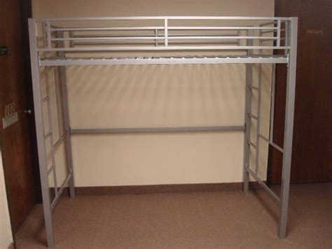 Metal Bunk Bed Frame Very Good Condition Lot Two Was A Bunk Beds That Come Apart