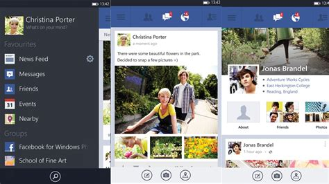 facebook themes on phone nokianews facebook beta apps update for windows phone 8