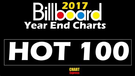 billboard  usa year  hot  songs  top