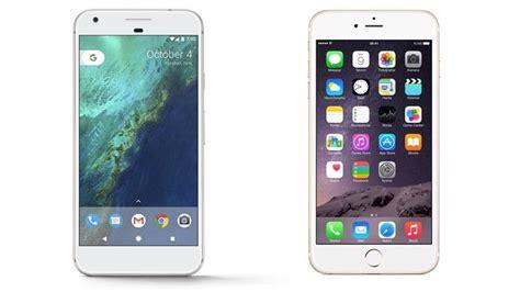 iphone 7 vs pixel comparison review macworld uk