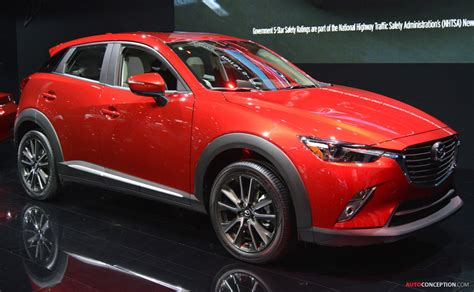 mazda suv lineup mazda cx 3 crossover will form of