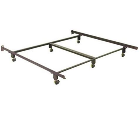 Basic Metal Bed Frame Bed Frame Materials A Host Of Options To Choose From