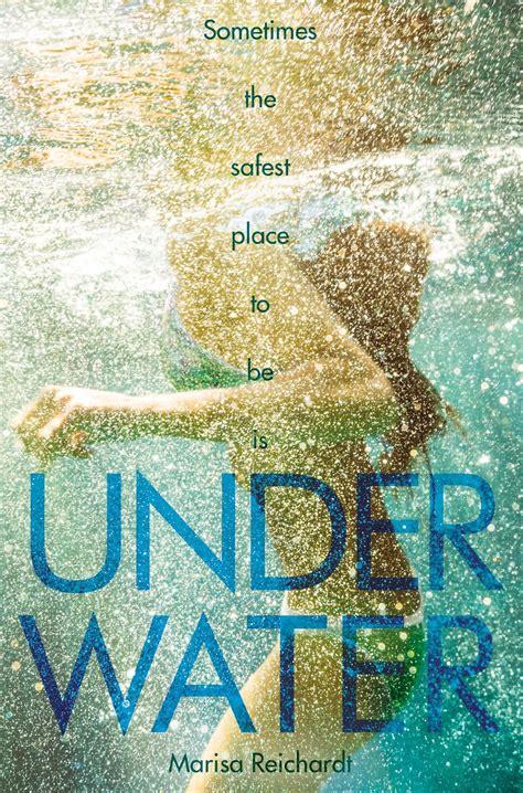 Water Marisa Reichardt of the bookshelves exclusive uk cover reveal