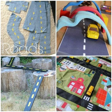 Handmade Toys For Boys - 70 toys to make for my boys and