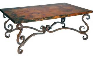 stunning copper amp wrought iron furniture by prima artisan crafted iron furnishings and decor blog