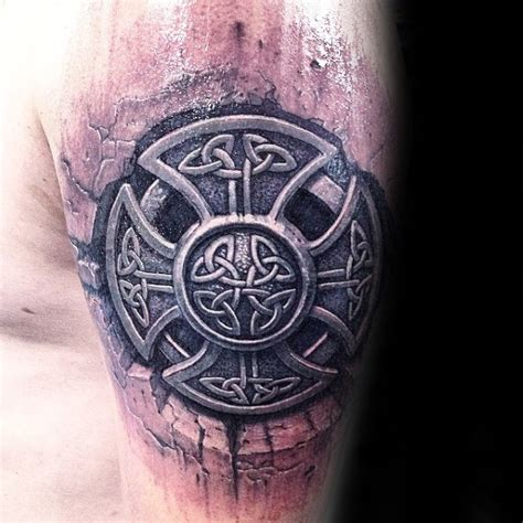 stone tattoos 80 designs for carved rock ink ideas