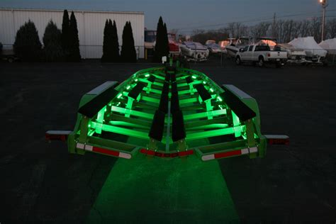 custom boat trailer lighting loadmaster trailer co