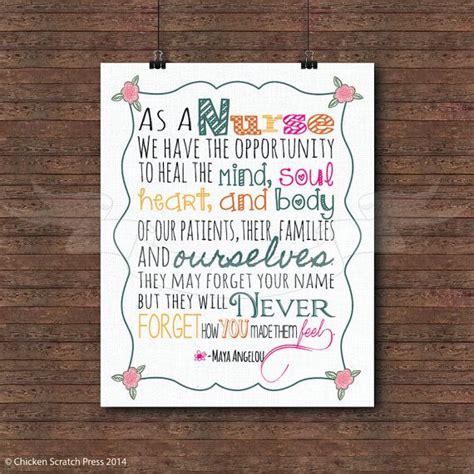 printable nursing quotes 17 best images about nurse craft ideas on pinterest