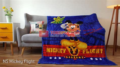 Selimut Bulu Lembut Doraemon selimut handuk tokopas