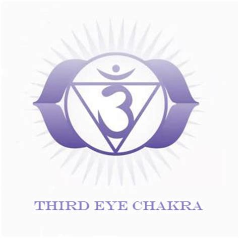 third eye chakra tattoo top the third chakra images for tattoos