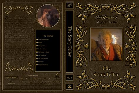 the storyteller the storyteller movie dvd custom covers 1987 the storyteller dvd covers