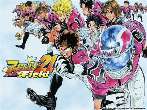 21 Best Images About one two three eyeshield 21
