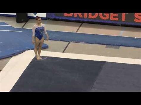 10 00 level 4 floor routine college gymnast during floor routine doovi