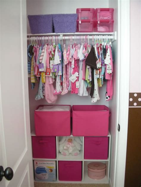Small Nursery Wardrobe small nursery closet search baby stuff